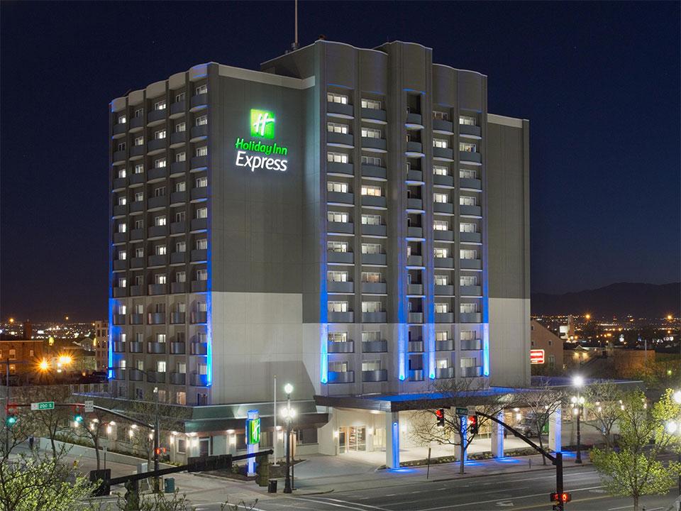 Holiday Inn Express Downtown Salt Lake City